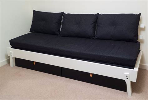 double futon ikea ikea ps 2012 day bed sofabed double futon excellent