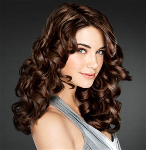 curly hairstyles using mousse tresemme flawless curls enhancing mousse 10 5 oz target