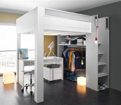 mezzanine bed dimix mezzanine bed modern toronto by gautier toronto