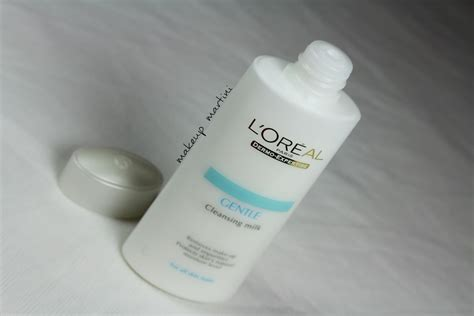 L Oreal Cleansing Milk l oreal gentle cleansing milk review swatch price