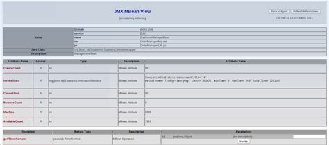 jmx console performance tuning guide hat customer portal
