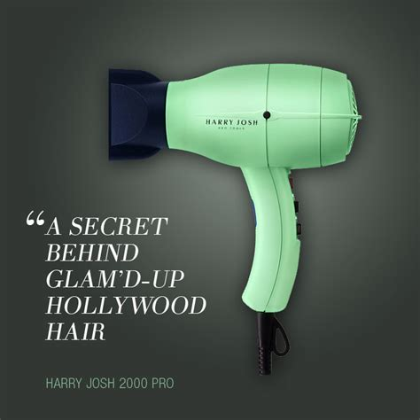 Harry Josh Pro Hair Dryer 5 best luxury hair dryers that give you beautiful volume and shine