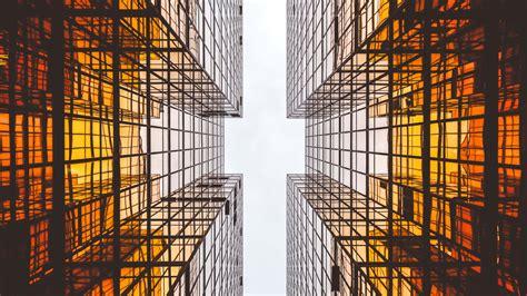 wallpaper architecture modern architecture glass skyscrapers 4k wallpaper