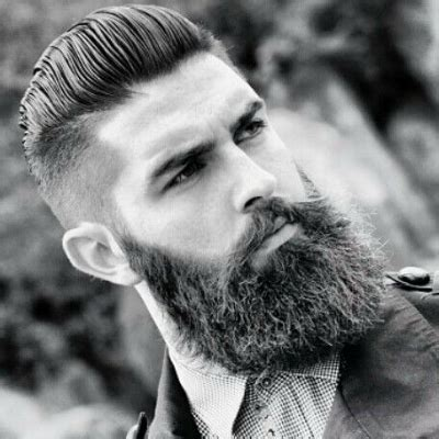 beard and undercut hairstyles top 5 hairstyles for men with beards the idle man