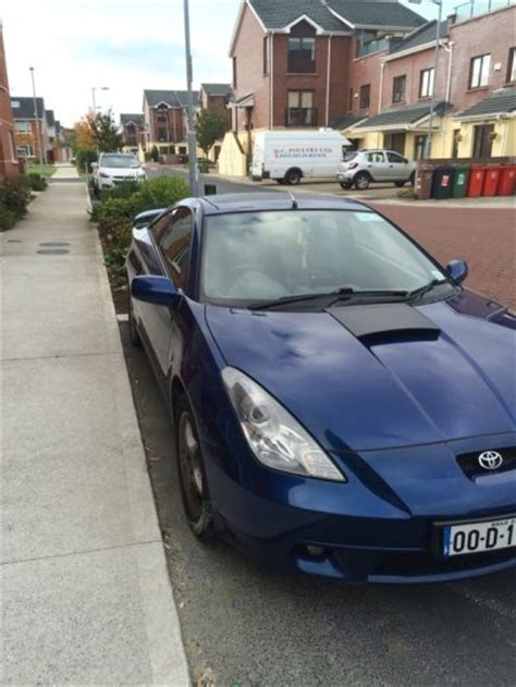 2000 Toyota Celica Mpg 2000 Toyota Celica For Sale For Sale In Lucan Dublin From