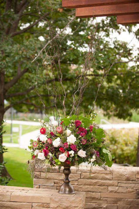 fall garden oklahoma fall oklahoma wedding at park house at myriad gardens
