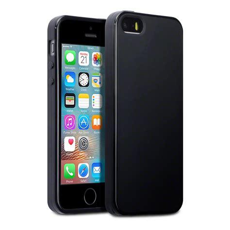 Original Slim Black Matte Apple Iphone 6 6g 6s Soft Hp 6g 6 6s goma tpu gel funda para apple iphone se negro mate acabado