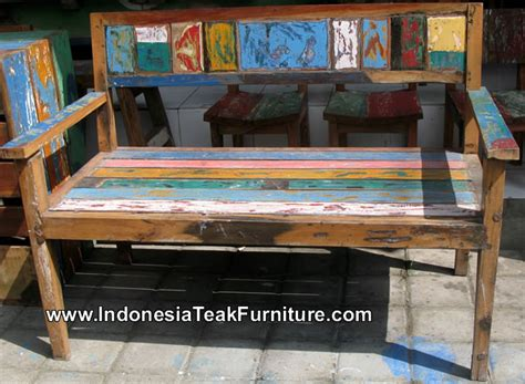 furniture made from old boats bb1 26 reclaimed old boat furniture bali
