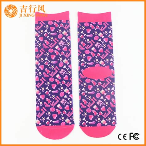 Print Socks print sublimation socks suppliers customized printing