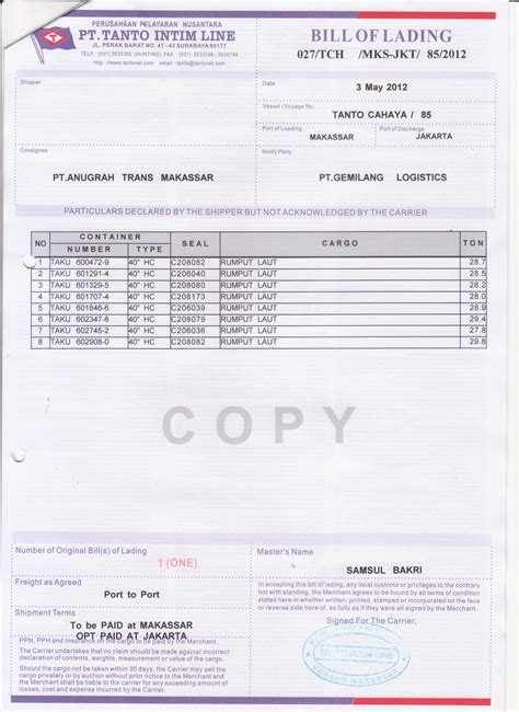 format buku barang habis pakai contoh buku ekspedisi barang kiriman barang rusak