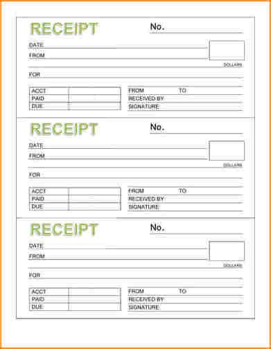 Free Car Payment Receipt Template by 6 Car Payment Book Template Free Secure Paystub