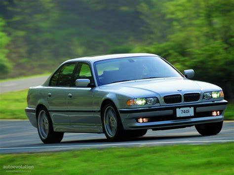 BMW 7 Series (E38) specs   1998, 1999, 2000, 2001