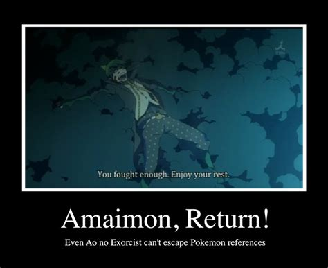 Exorcism Meme - demotivational poster image 709261 zerochan anime image