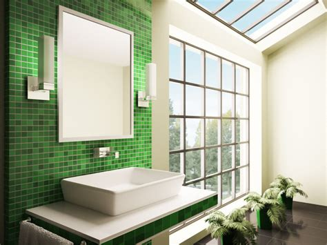 green mosaic tiles bathroom get inspired bathroom wall tile ideas modernize