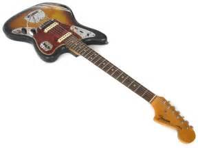 Fender Jaguar Guitars Fender Jaguar 1965 Sunburst Guitar For Sale Wutzdog Guitars