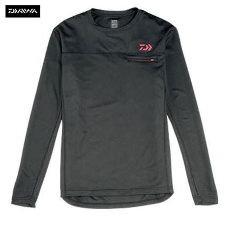 Longsleeve Daiwa Keren new daiwa japan sleeve base layer t shirt black sizes med