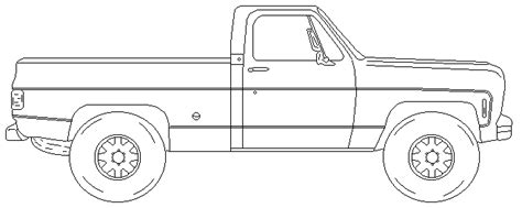 jet truck coloring page free coloring pages of rc truck