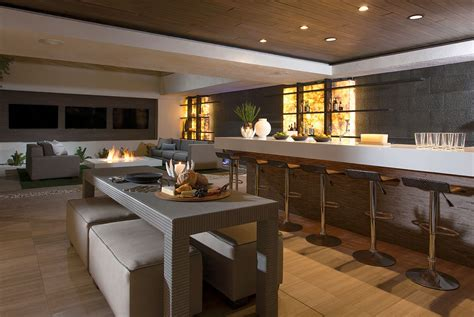 basement home bar the ultimate vegas house