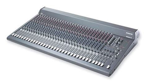 Mixer Mackie 4 Chanel mackie sr324vlzpro 32 channel 4 mixer pssl
