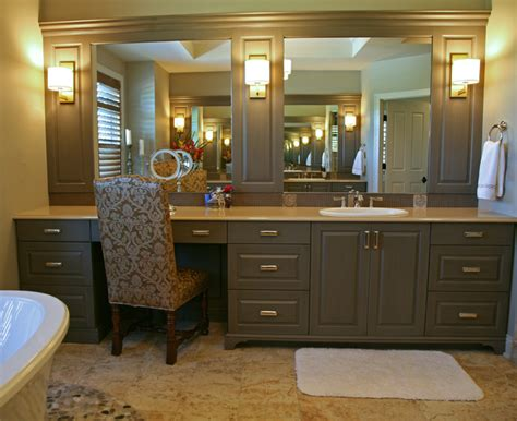 Dressing room for a queen traditional bathroom milwaukee by interior changes home design