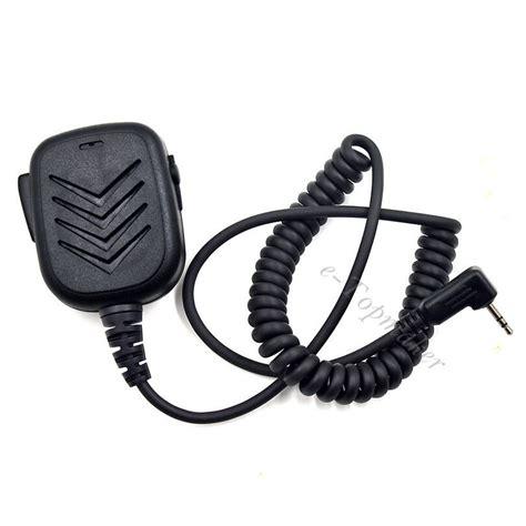pin shoulder speaker mic  motorola talkabout