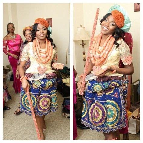 bayelsa native wears 21 best south south brides images on pinterest