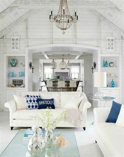 Beach Home Interiors rooms weird ship lap ceilings nantucket home home tours the beach