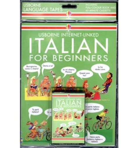italian for beginners book 0746046421 italian for beginners angela wilkes 9780746008188
