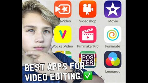 best app for top 10 best editing apps for on iphone
