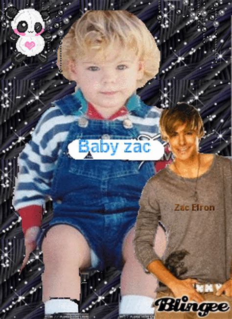 zac efron baby baby zac efron picture 93677087 blingee