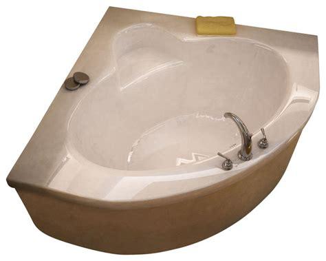 corner soaking bathtubs atlantis tubs 6060a alexandria 60x60x23 inch corner