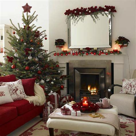wohnzimmer weihnachtlich dekorieren 90 verbl 252 ffende weihnachtsdeko ideen archzine net