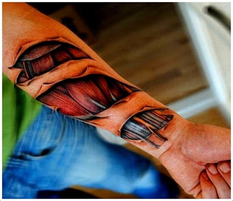 torn skin tattoo designs free ripped skin free design