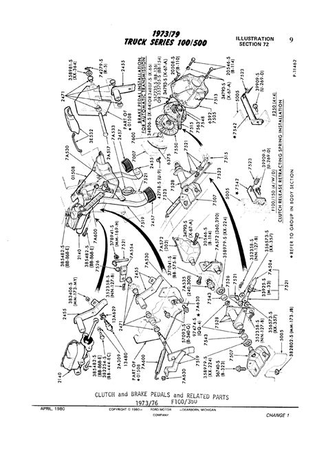 Clutch pedal diagram needed - Ford Truck Enthusiasts Forums