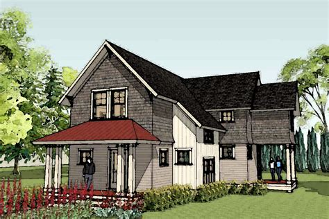 cottage plans small