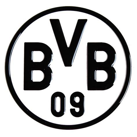 Autoaufkleber Dortmund by Bvb Aufkleber Bvb Logo 3d Silber