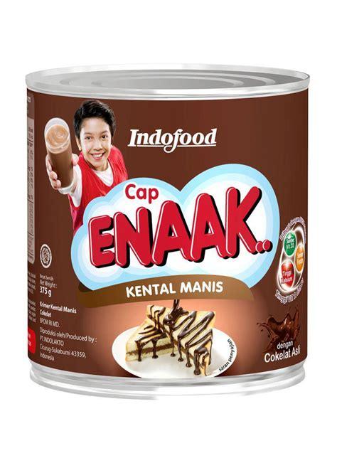 cap enak kental manis coklat klg 370g klikindomaret