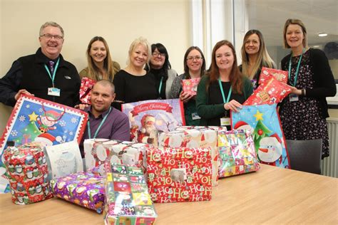 oldham council staff donate 415 christmas gifts to local