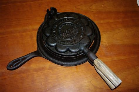 heart design waffle maker 8 heart design waffle iron with low base by western
