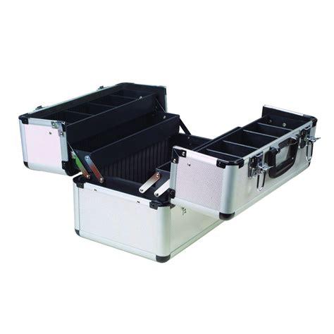 aluminum tool box aluminium lockable tool box flight cantilever tray