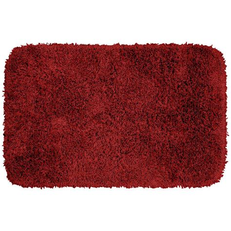 red accent rug garland rug jazz chili pepper red 24 in x 40 in washable
