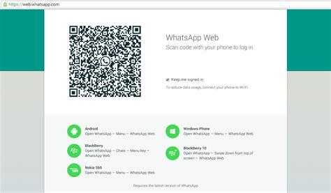 cara membuat barcode untuk web cara melihat barcode whatsapp dengan mudah 100 work