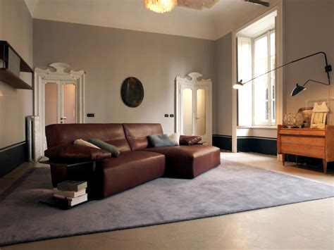 Braunes Sofa by Brown Leather Sofa Interior Design Ideas Ofdesign