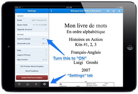 dropbox iphone how to effortlessly back up your ipad iphone videos using