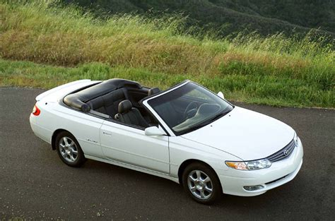 2002 Toyota Solara Convertible 2002 Toyota Camry Solara Convertible Picture Pic Image