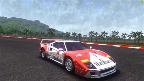 Ferrari Malboro by Alice Redinger Creations Ferrari F40 Marlboro Racing Skin