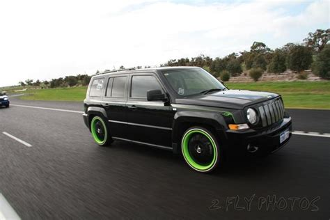 lowered jeep liberty slammed jeep patriot