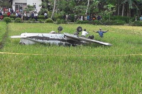 Warior Sauber 3ruang Garis Tengah pesawat viper warior pk bh jatuh di cilacap jitunews