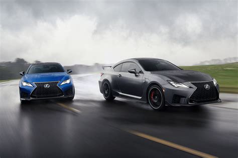 2020 Lexus Rcf by Lexus Goes All With 2020 Rc F And Rc F Track