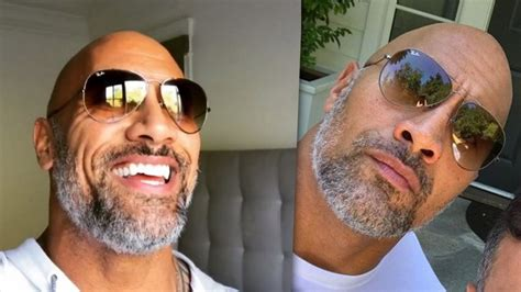 dwayne the rock johnson beard the internet can t deal with the rock s new beard
